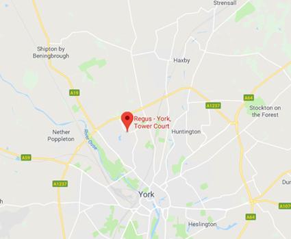 York City Contact Map